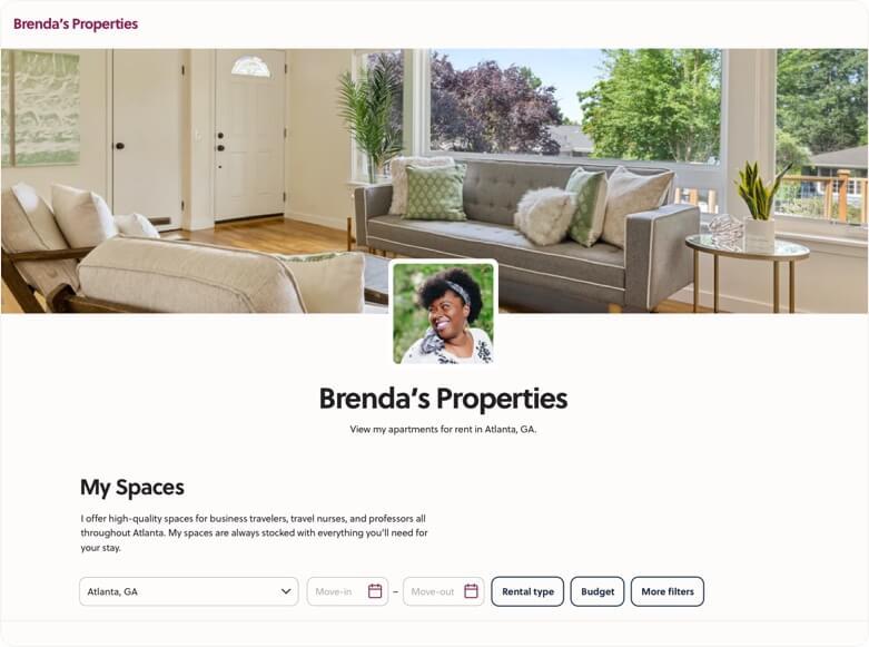 Beautiful Kopa custom website